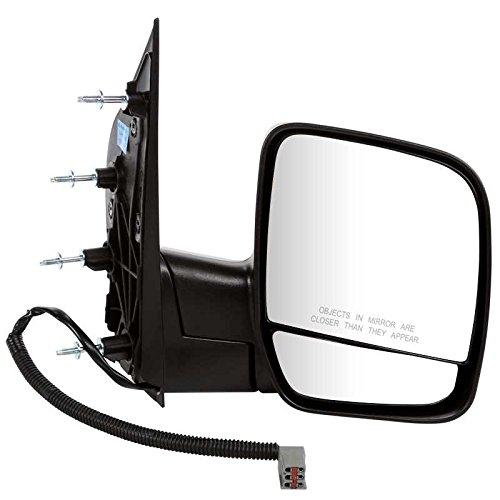Prime Choice Auto Parts KAPFO1321254 Right Power Black Textured Folding Side Mirror