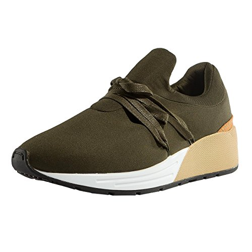 PIECES Damen Schuhe/Sneaker psMary Olive
