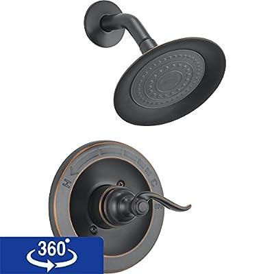 Delta Faucet BT14496-OB Windemere Monitor 14 Series Tub & Shower Trim