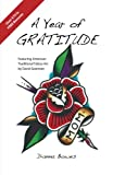 img - for A Year of Gratitude: Traditional American Tattoo Issue (Volume 4) book / textbook / text book