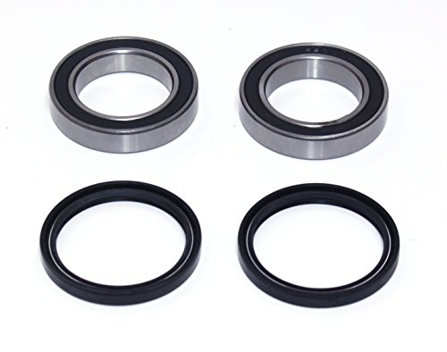 New Aftermarket Rear Axle Bearings and Seals Kit Honda ATC350X ATC 250 R TRX250X & 250 R TRX300EX 300 EX TRX400 X 400X TRX400 EX 400Ex -