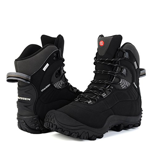 10. Women's Mid-Rise Waterproof Insulated Hiking Boot