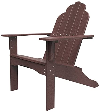 Malibu Outdoor Living Yarmouth Adirondack Chair in Dark Brown - Amazon.com : Malibu Outdoor Living Yarmouth Adirondack Chair In Dark