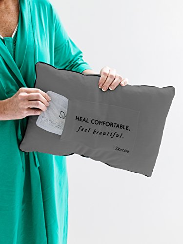 Brobe Comfort Support Pillow + Ice Pack