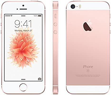 Apple iPhone se Smartphone Libre 4 G (Pantalla: 4 Pulgadas – 16 GB ...