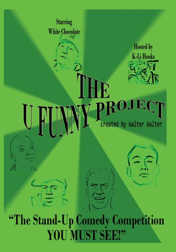 The U Funny Project - White Chocolate Dvd