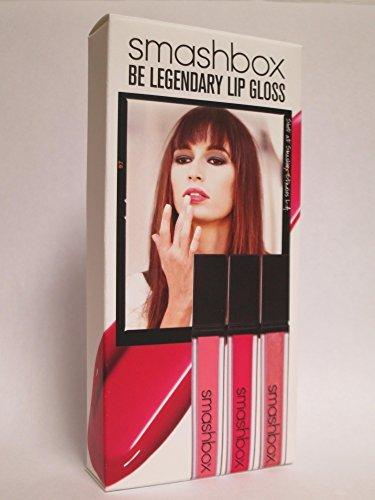 Smashbox Be Legendary Lip Gloss- Pink Lady, Azalea, Pout- by Smashbox by Smashbox