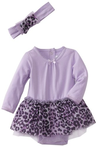 Vitamins Baby-Girls Newborn 2 Piece Dress Set