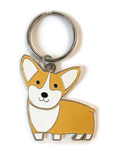Corgi Key Chain For House Car Original Design 1