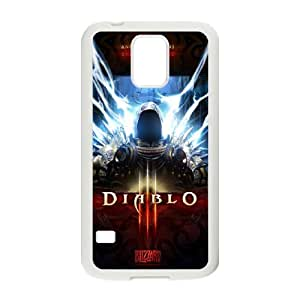 Diablo For Samsung Galaxy S5 I9600 Csae protection Case DHQ603776