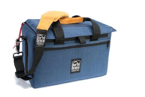 Portabrace LB-1 Lens Bag (Blue)