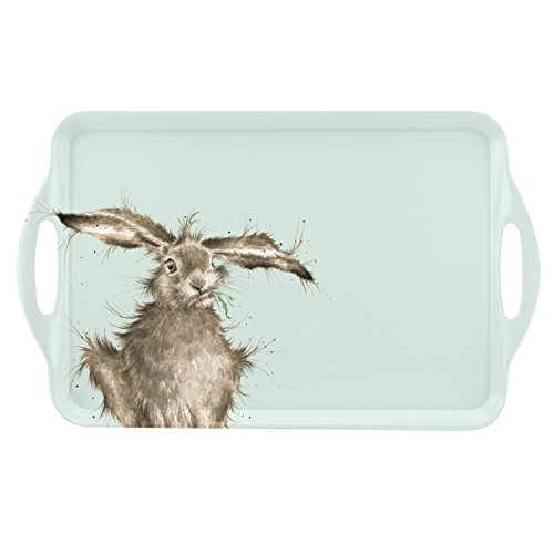 Pimpernel Wrendale Hare Large Handled Tray ()
