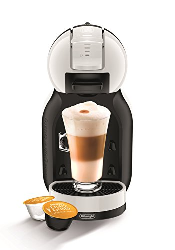 DeLonghi EDG 305.WB Nescafé Dolce Gusto Mini Me Kaffeekapselmaschine (automatisch) weiß