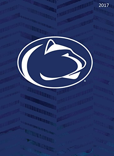 2017 Penn State University 12 Month Simplicity Planner