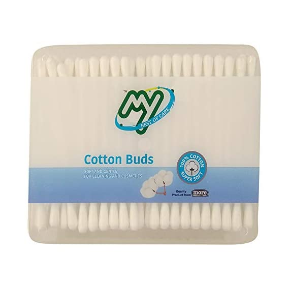 My Cotton Buds - 200 Pieces Pack