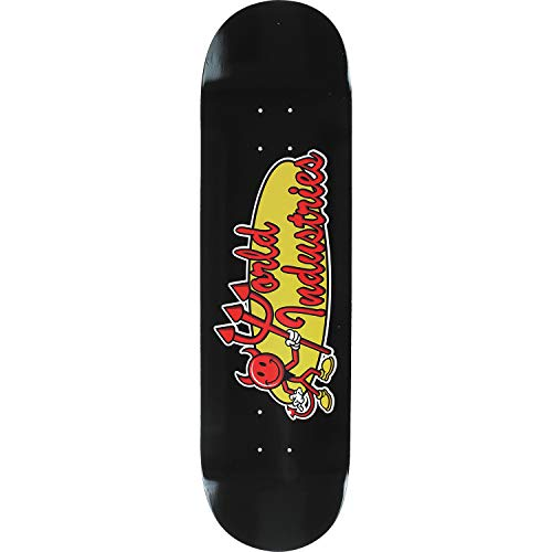 World Industries Skateboard Deck Devilman Classic 8.1