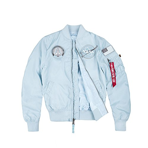 Women MA NASA 1 Jacket WMN Air TT Blue Industries Alpha Reversible R5qp77