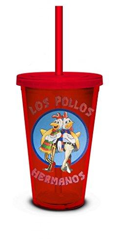 Funky Breaking Bad Los Pollos Hermanos 18oz Carnival Cup