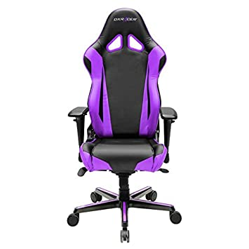 Amazon.com: DXRacer OH/rv001/NV Racing Series Negro y ...