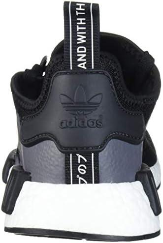 Adidas Originals NMD_R1 Boost Chaussures pour homme, Noir (Core Black/Core Black/Vapour Pink), 46 EU