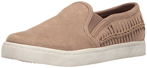 Report Women's Adalia Fashion Sneaker, Taupe, 6.5 M US