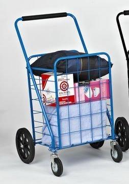 Sunny Super Shopping Cart, Blue