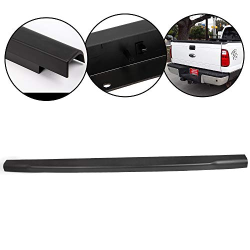 Tailgate Cap Molding Protector Top Cover Fit For Ford Super Duty F250 F350 F450 F550 2008 2009 2010 2011 2012 2013 2014 2015 2016