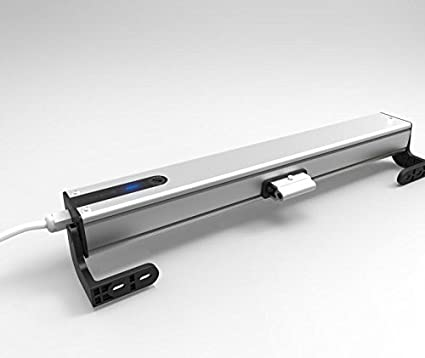 SimpleSmart 10-40cm Adjustable Automatic Power Electric Chain Windows Opener and Window Actuator 24V Motor only