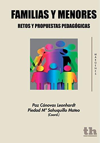 Familias y Menores: Retos y propuestas pedagógicas (Márgenes nº 1) (Spanish Edition)