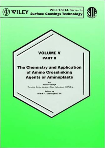 The Chemistry and Application of Amino Crosslinking Agents or ()