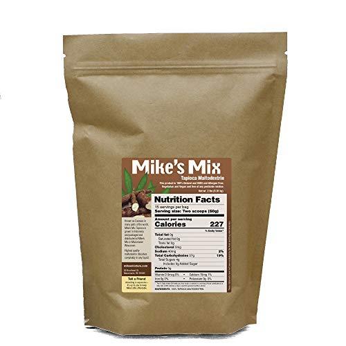 Mike's Mix Tapioca Maltodextrin Non-GMO Complex Carbohdrate (2 lbs)