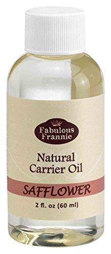 Safflower Pure & Natural Carrier Oil 2 oz