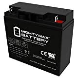 Mighty Max Battery 12V 18AH SLA Battery for Generac 7500 EXL Portable Generator Brand Product