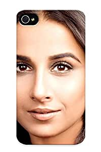 Justshopping Durable Vidya Balan Bollywood Celebrity Actress Model Girl Beautifulsmile Back Case/ Cover For Iphone 4/4s For Christmas