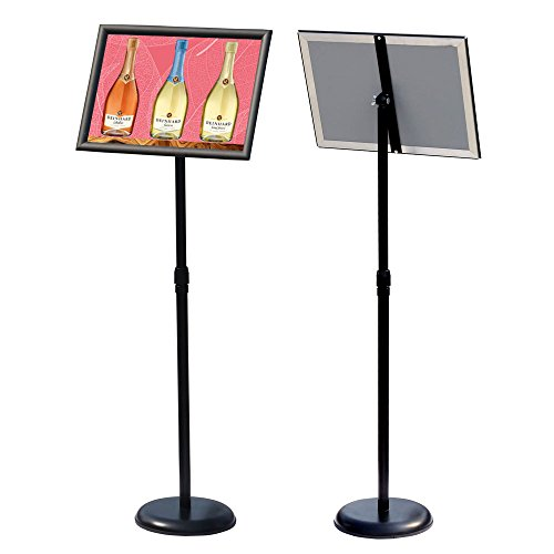 GUOHONG Aluminum Poster Stand 1