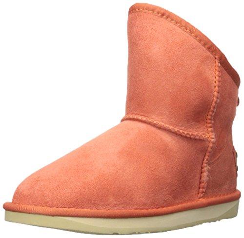 Australia Colectivo Mujeres Cozy X Short Botaie Orange Rust