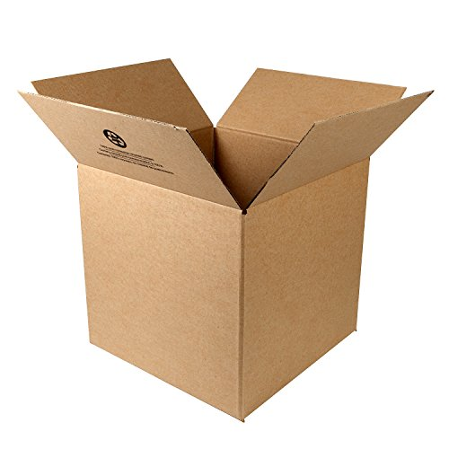Where to find shipping boxes brown?