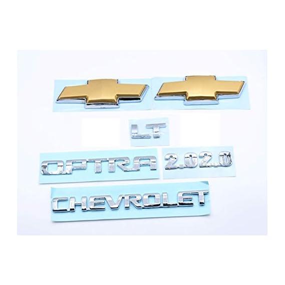 PINZU Chevrolet Optra LT 2.0 Monogram/Emblem/Badge/Logo