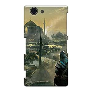 AlissaDubois Sony Xperia Z3 Mini Scratch Resistant Hard Phone Cover Support Personal Customs Vivid Assassins Creed Revelations Ezio Pictures [kjl168tVEw]