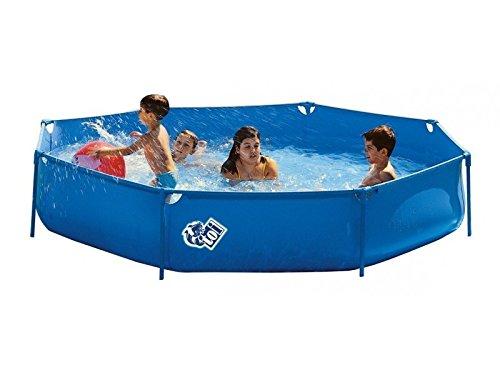 TOI - Cubierta 250 OCTOGONAL para piscinas desmontables: Amazon.es: Juguetes y juegos