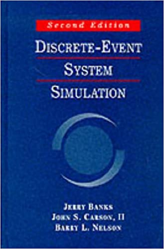 Discrete Event System Simulation (Prentice-Hall International Series in Industrial and Systems Engineering)