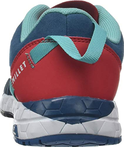 Millet De Amuri Ld Mujer Leather Zapatos Para Escalada 7364 Blue enamel Azul rIrq5