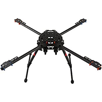 Amazon com: QWinOut Tarot FY690S DIY RC Hexacopter PNF Set (No