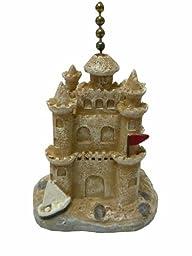 Sand Castle Ceiling Fan Pull