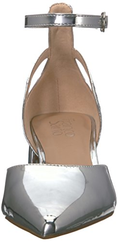 Sarto Caleigh Pump Franco Silver Women's A6qAzwd