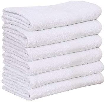 "5 Pack USGI Military 100/% Cotton Bath Towel 24x50/"" Brown NEW"