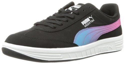 Puma Argentina Nbk baño de tinte zapatilla de deporte de moda Black