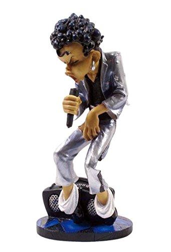 Amazon.com: 8 inch Michael Jackson inspired Estatua Figura ...