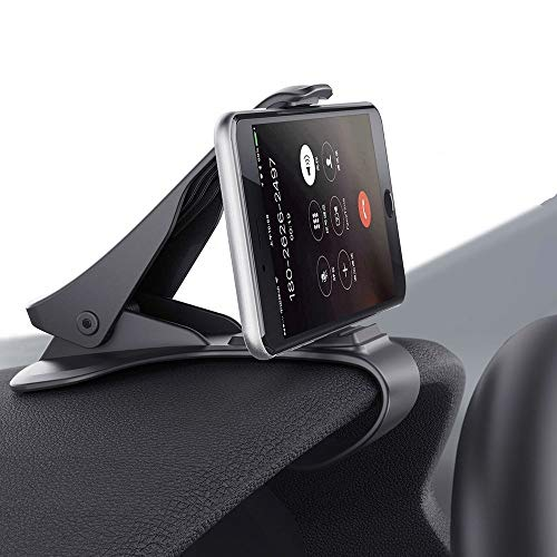 Car Phone Holder,MABOO Car Mount HUD Design,No Blocking for Sight,Durable Dashboard Cell Phone Holder for iPhone 7/7 Plus/6/6S Plus/Samsung,GPS, Huawei,3.5-6.5 Inches Smartphones (Odyssey Mobile Gps)