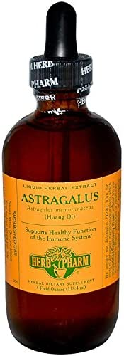 Herb Pharm – Astragalus 4 oz Health and Beauty